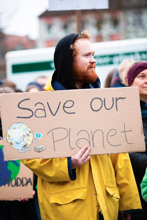 Umweltschutz durch Bio-Folien